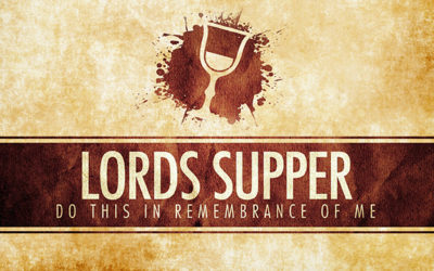 The Lord's Supper Part 2 – Calvin's View