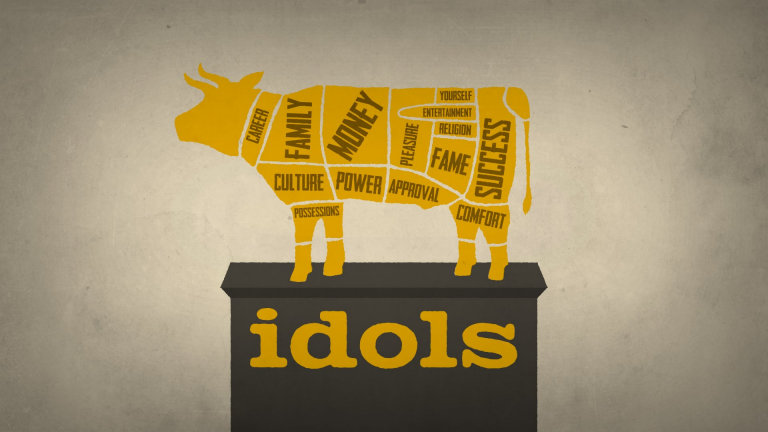 Idolatry by David Dickson