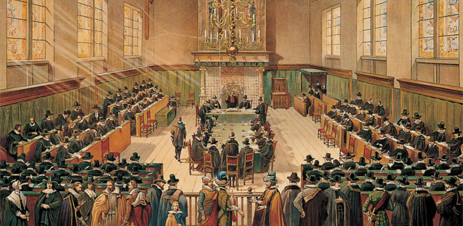The Synod of Dordt Condemned Arminianism as Heresy